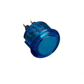 Bouton d'Arcade Bleu