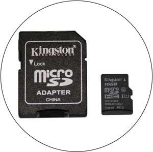 Carte Micro SD pour Raspberry Pi 3 kit PiCade