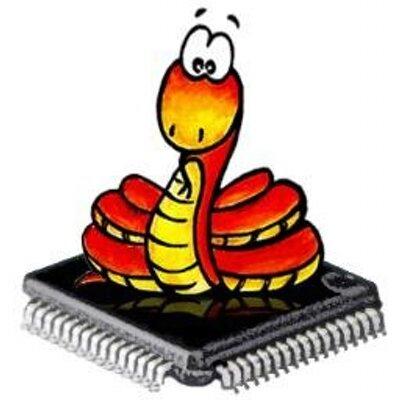 Logo historique de MicroPython