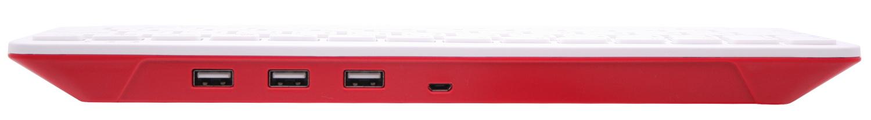 Clavier Officiel Raspberry-Pi avec son HUB USB intégré