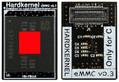 Module eMMC pour ODroid