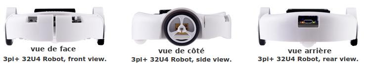 Pololu Robot 3PI+