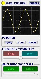 générateur de signa BitScope