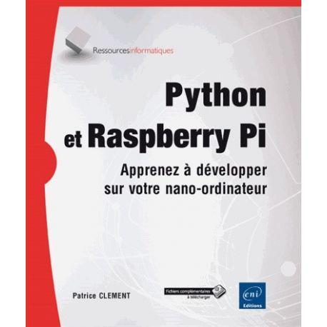 Livre Python et Raspberry Pi 3
