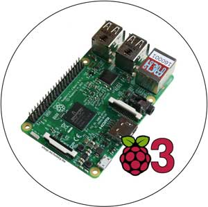 Raspberry Pi 3 kit PiCade Xplorer